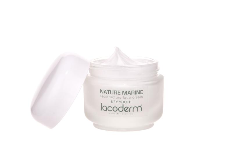 nature marine face cream
